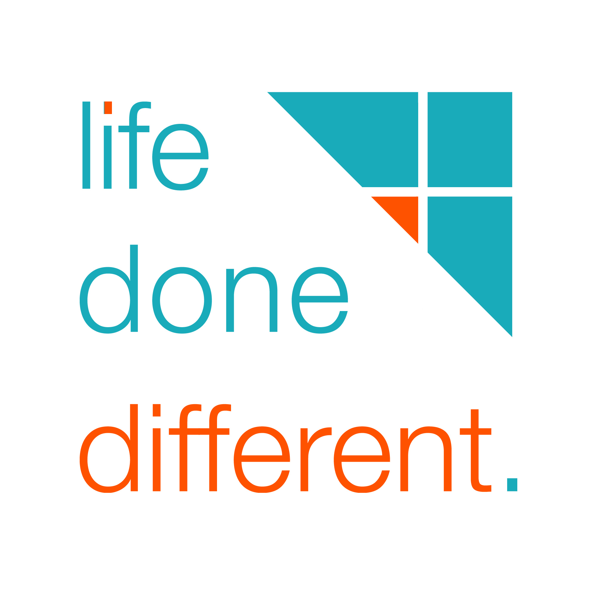 Life Done Different show art
