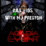 Artwork for RAS #195 - Acadia Event