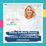 Artwork for 102: The evolution of a multi-million dollar online business with Denise Duffield-Thomas