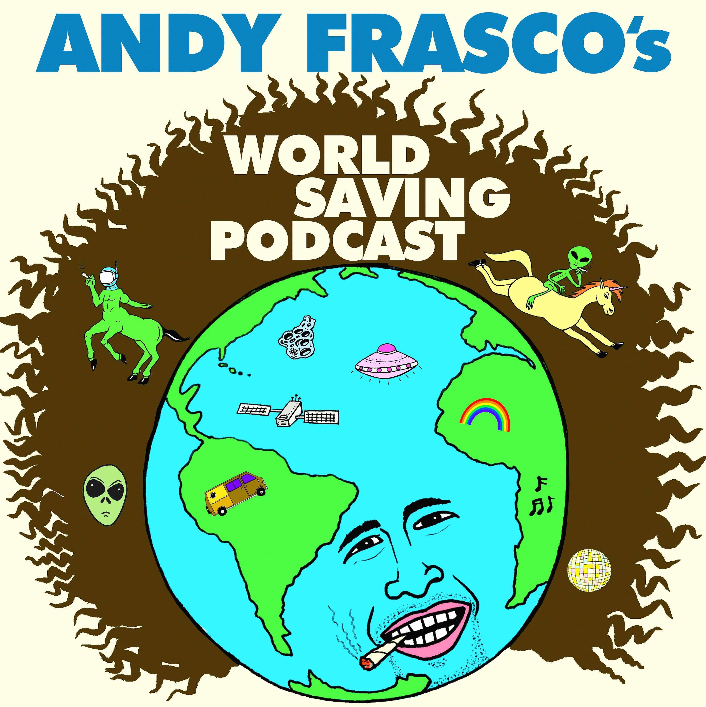 EP 45: David Shaw (The Revivalists) – Andy Frasco's World Saving