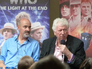 Tim's Take On: Episode 257(Tom Baker, Phillip Hinchcliffe and Marc Platt at Big Finish Day 5)