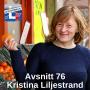 Artwork for Avsnitt 76 - Kristina Liljestrand