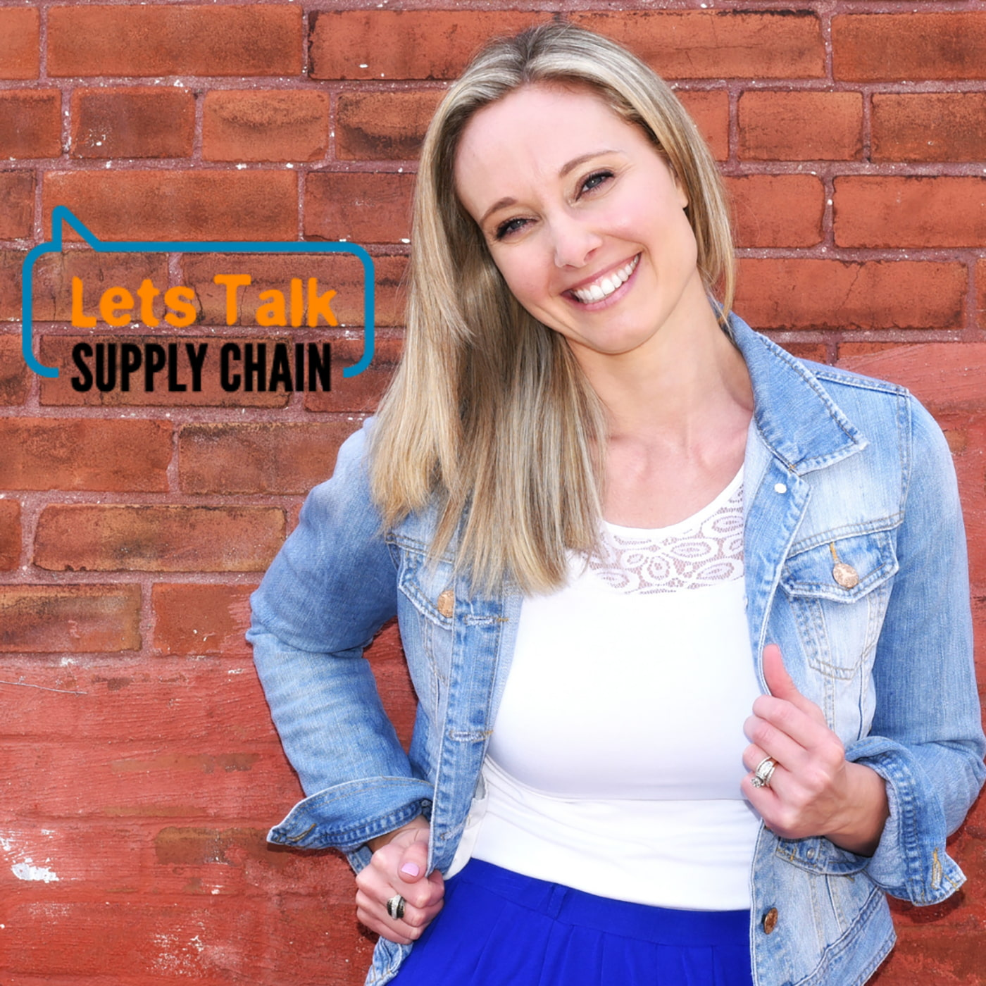 Let's Talk Supply Chain show art