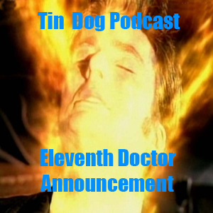 TDP SPECIAL: THE Eleventh Doctor Announced