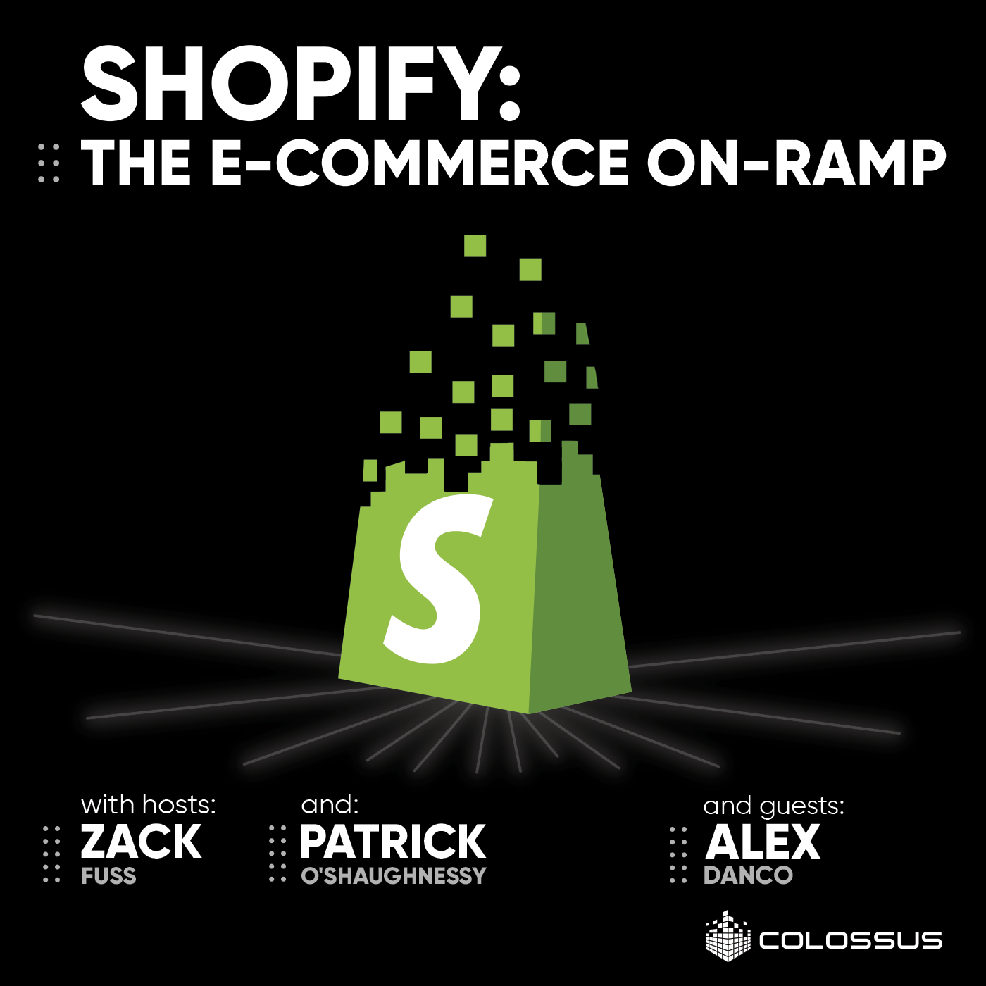 Shopify: The E-commerce On-Ramp - [Business Breakdowns, EP. 01]