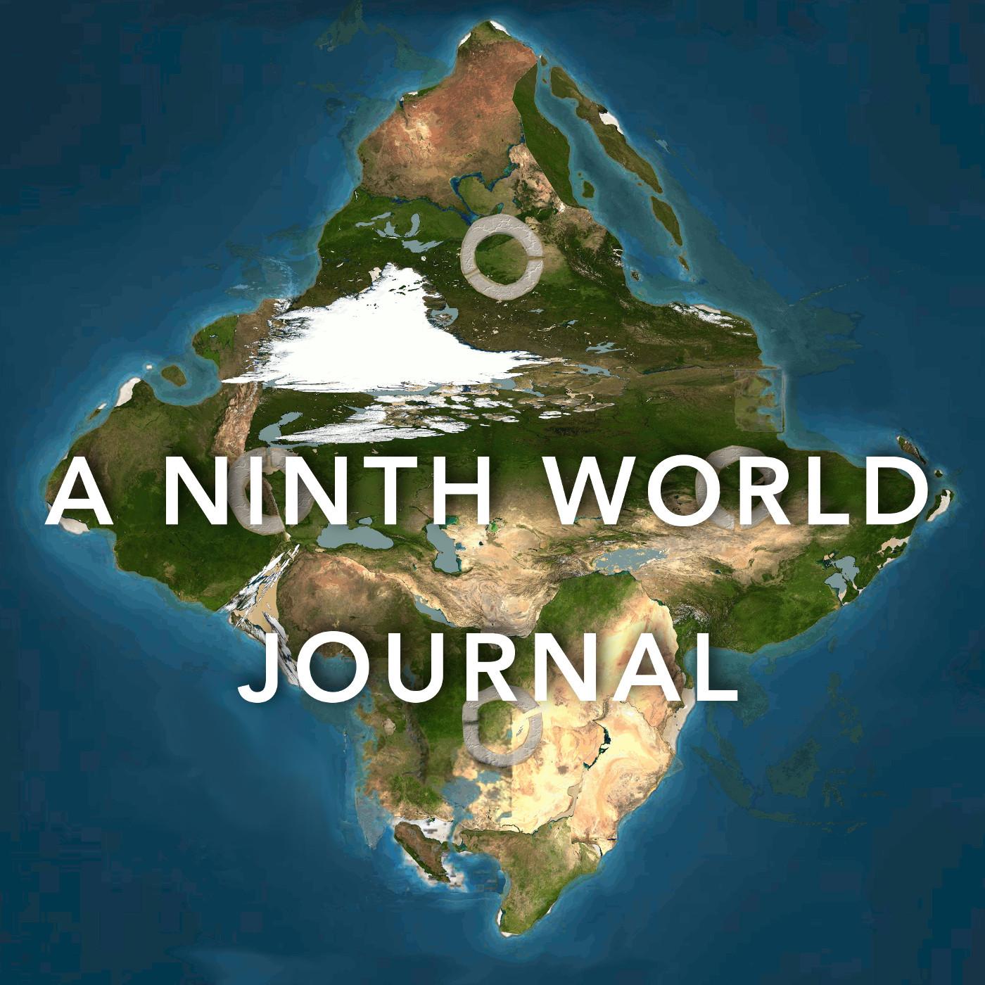 A Ninth World Journal show art