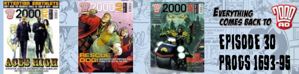 Everything Comes Back To 2000AD - Episode 30