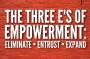Artwork for Episode 158: The Three E's of EmPowerment