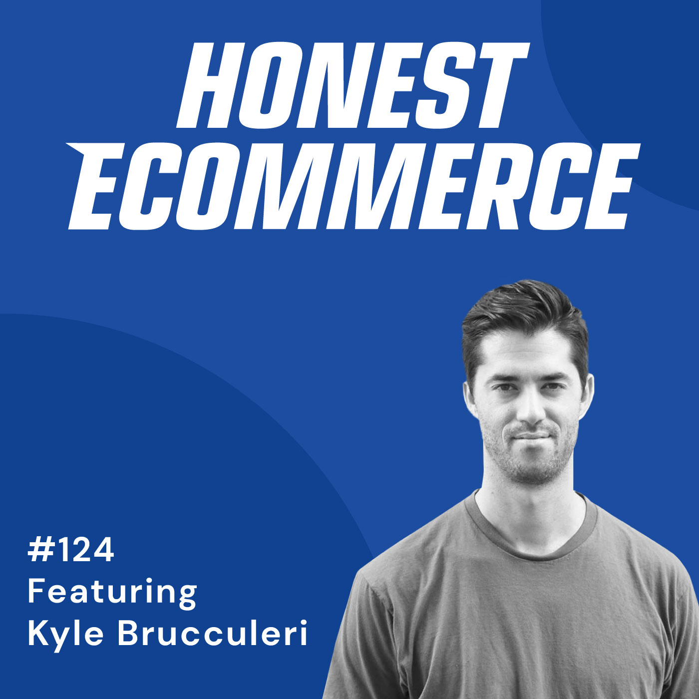 124 | Busting the Myth of Sending More Emails | with Kyle Brucculeri