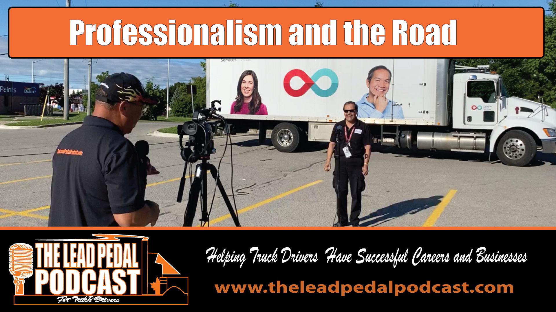 LP532 Tips from Professionals Drivers on Having a Successful Career in Trucking