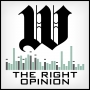 Artwork for The Right Opinion: Episode Eight