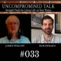 Artwork for Uncompromised Talk with James Perloff and Ron Renaud