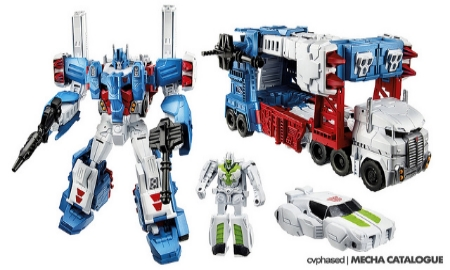 BTTE Extra - NY Toy Fair 2015 Transformers feat. Grufflock!