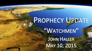 2015 05 10 John Haller Prophecy Update