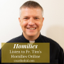 Artwork for Fr. Tim's Homily 26th Sunday of Ordinary Time 9/30/19