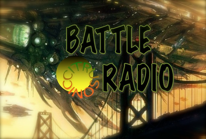 Battle Radio / Citrusonic