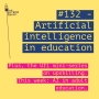 Artwork for #132 - Artificial Intelligence in Education