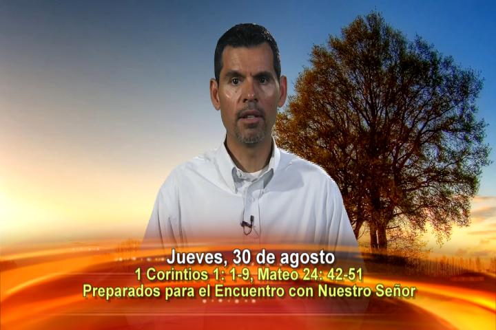 """Artwork for Dios te Habla con Jose Luis Elias;  Tema el hoy: """"Preparados para el Encuentro con Nuestro Señor"""""""