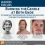 Artwork for Program 57 - Burning the Candle at Both Ends