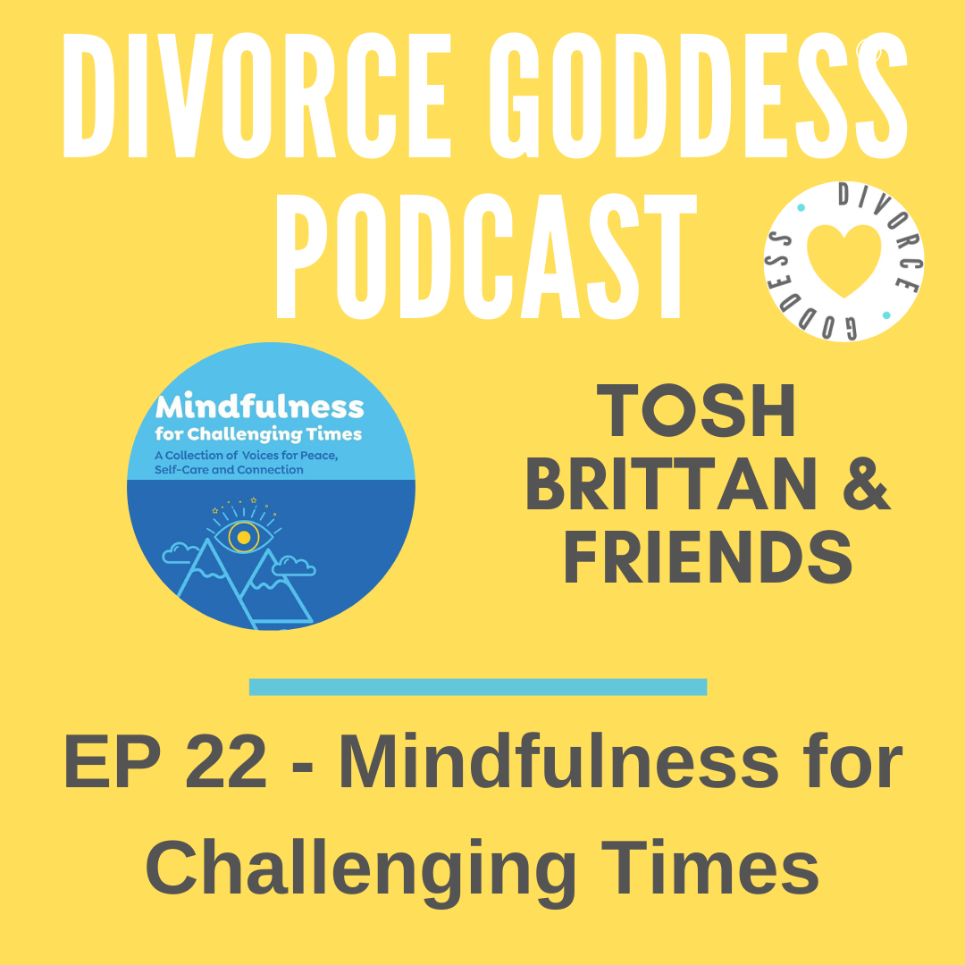 Divorce Goddess Podcast - Mindfulness for Challenging Times