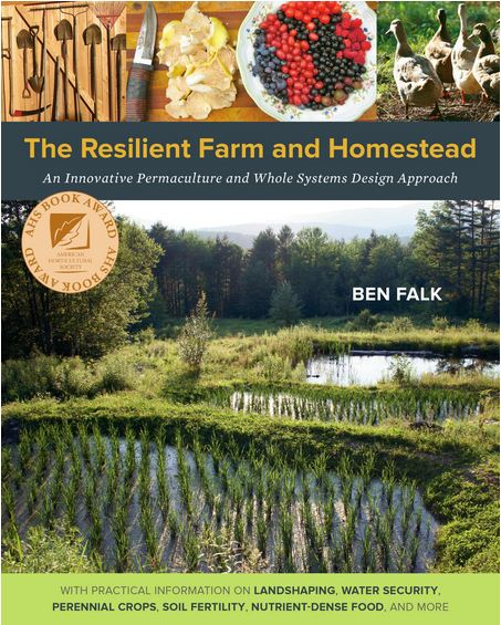 Designing Human Habitats for an Abundant Lifestyle: Interview With Ben Falk, Permaculture Designer and Founder of Whole Systems Design RPF0124