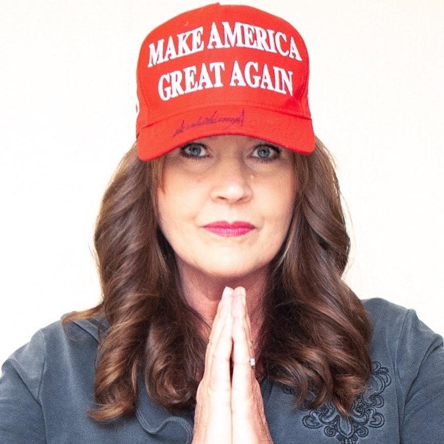 Annette MAGA Hat