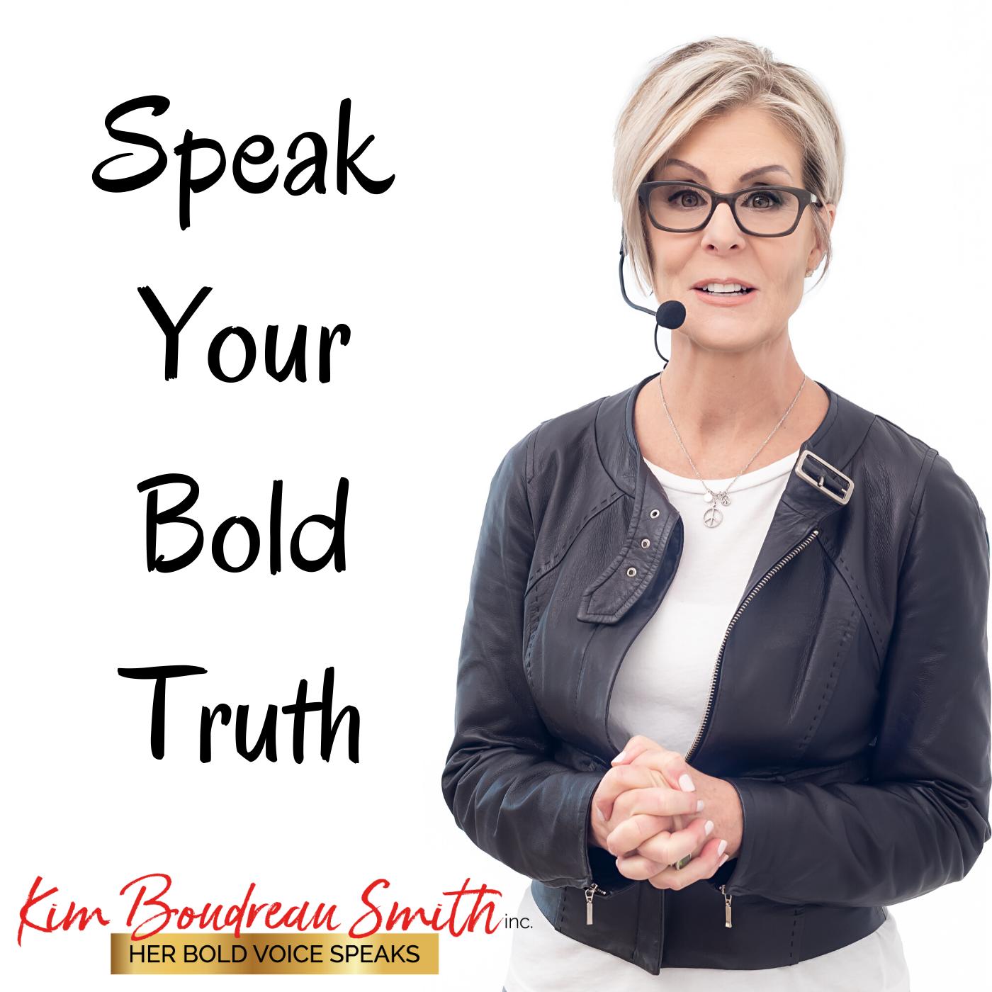 Artwork for Speak Your Bold Truth S1 E2