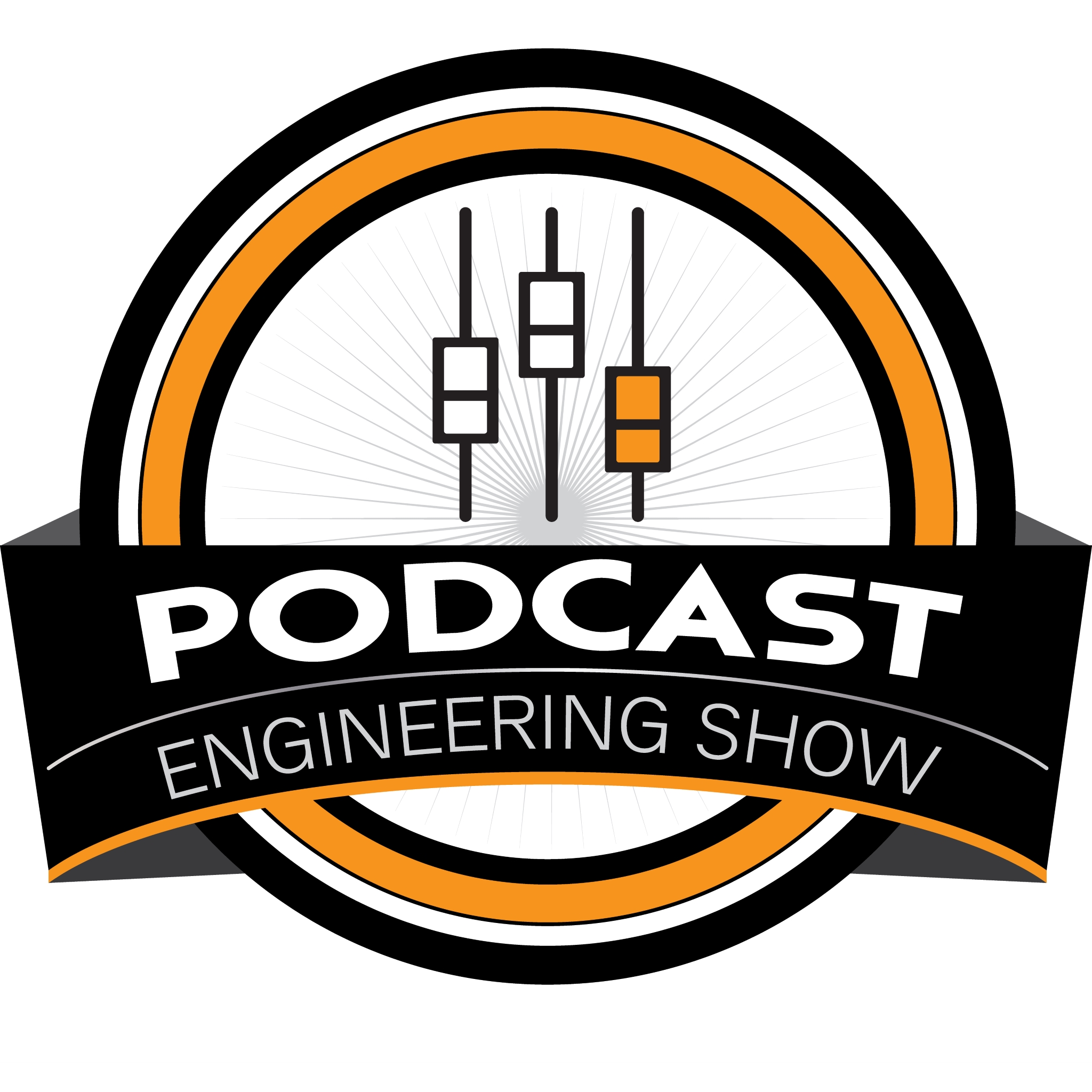 The Podcast Engineering Show show art