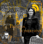Artwork for Pavlina Tcherneva on MMT, Feminism, Intersectionality & Momentum