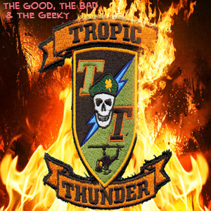 "Our First Contest Winner, That ""Urine"" Smell, More Tropic Thunder Thoughts & Casino, Oh My!"