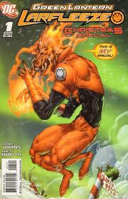 Heroes and Villains 50: The Larfleeze Christmas Special with guests galore!
