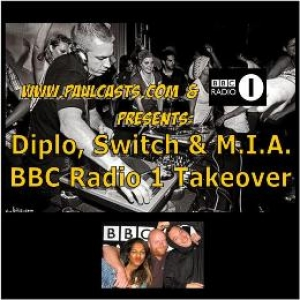 Diplo, Switch & M.I.A. - BBC Radio1 Takeover