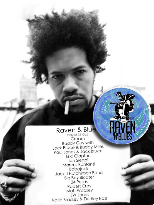 Raven and Blues 31 Oct