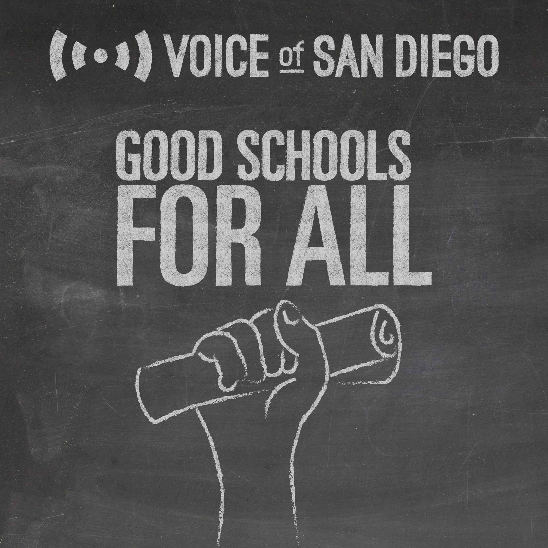 Good Schools For All show art