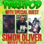 Artwork for Parlipod: The Simon Oliver Interview