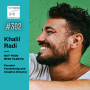 Artwork for Khalil Radi: Founder, Fundraising & Creative Director 'BUY FOOD WITH PLASTIC'