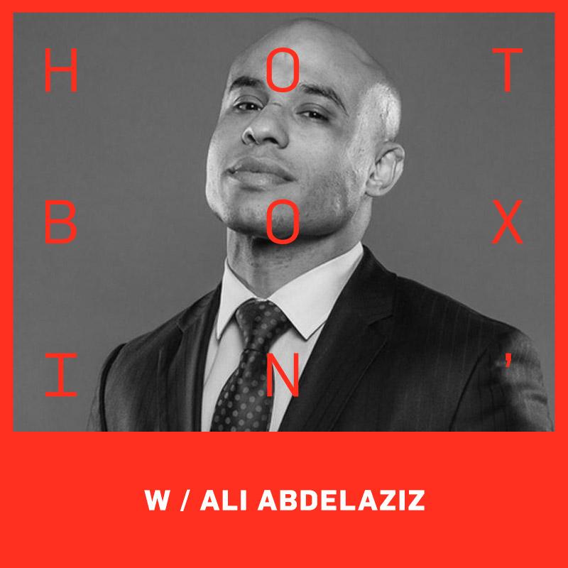 UFC Manager Ali Abdelaziz