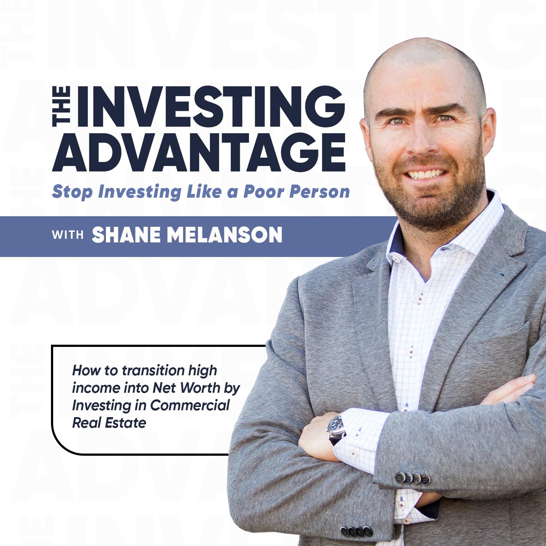 The Investing Advantage Podcast show art