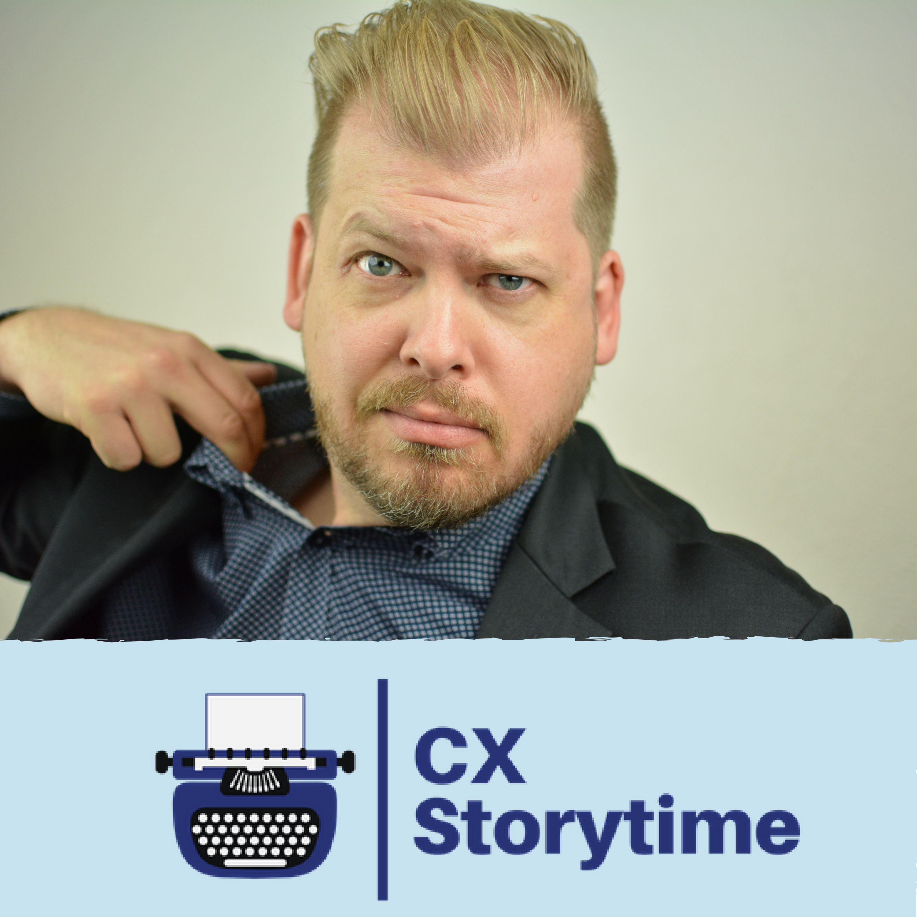 CX Storytime, Tales from the Customer Journey  show art