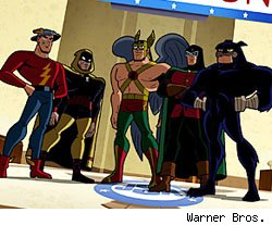 WB Teaser: The Brave & Bold Producers Preview Tonigt's JSA Episode