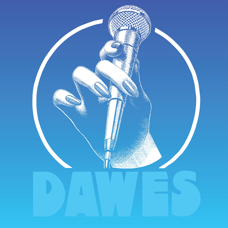 Dawes Podcast III show art