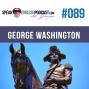 Artwork for #089 - History of the USA- George Washington - ESL