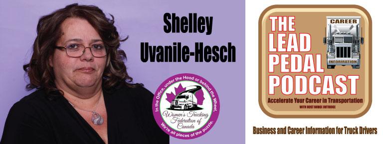 Shelley Uvanile Hesch