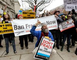Episode 3: Activists push for a ban on fracking in New Jersey and oppose the lifting of New York's fracking moratorium