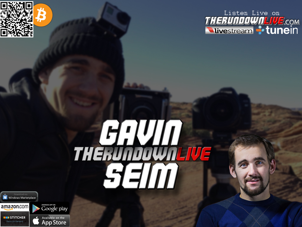 The Rundown Live #362 Gavin Seim (Language,Government,Anarchy)