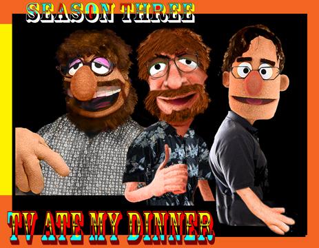 TVAMD3:  Muppets!