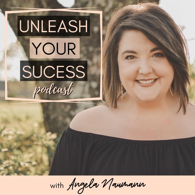 Unleash Your Success Podcast show art