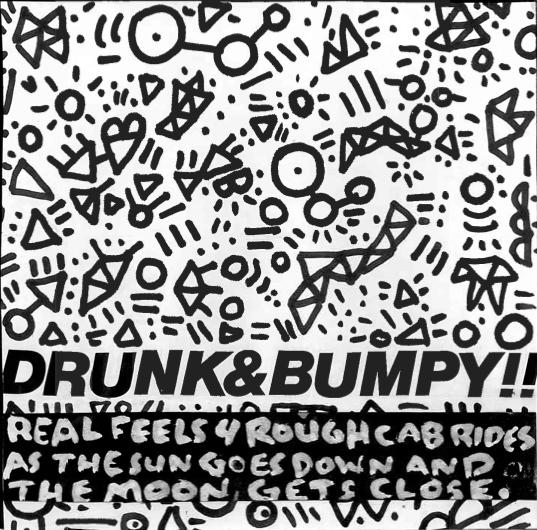 DRUNK & BUMPY