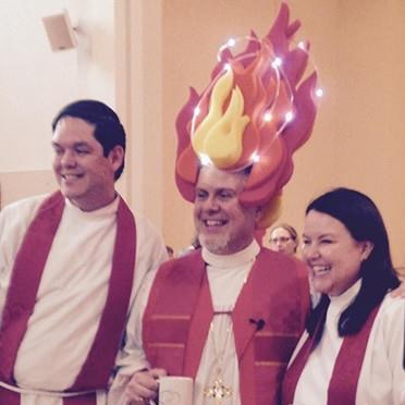 The Great Invasion of Multi-colored Lobsters and Pentecost