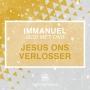 Artwork for Immanuel: God met ons! Jesus ons Verlosser